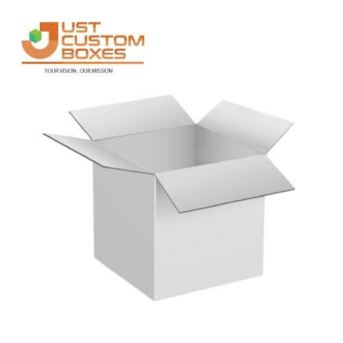 White Cardboard Boxes